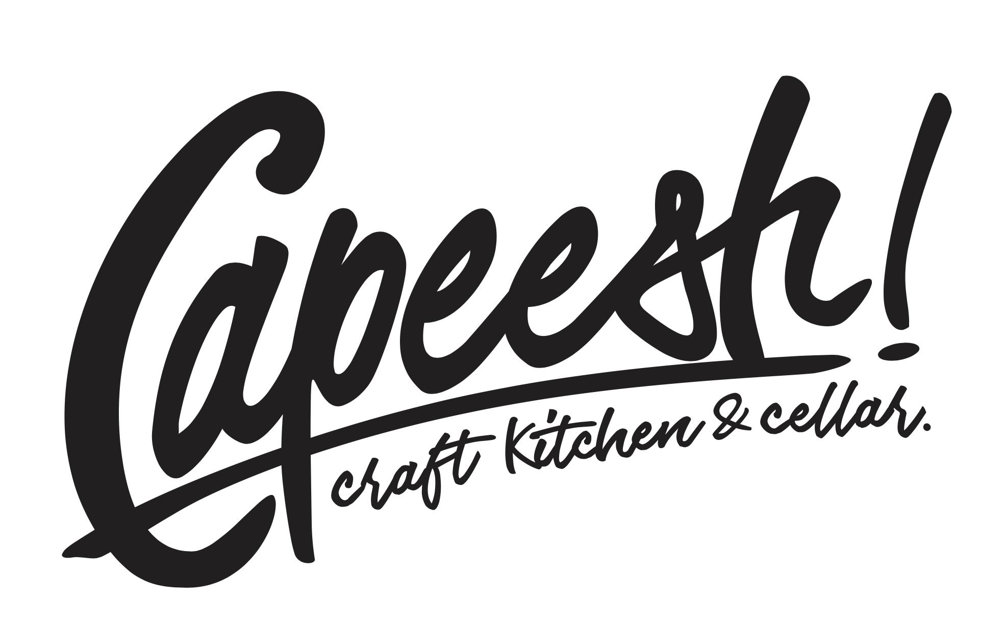 Capeesh Craft Kitchen & Cellar Logo